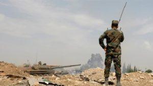 syria border