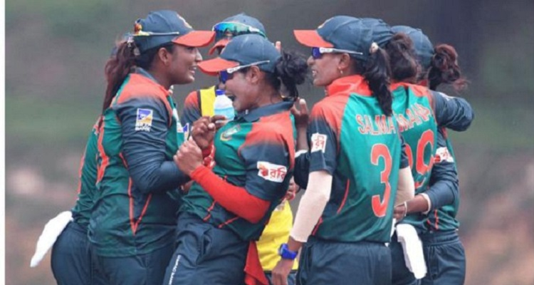 Bangladesh india woman cricket