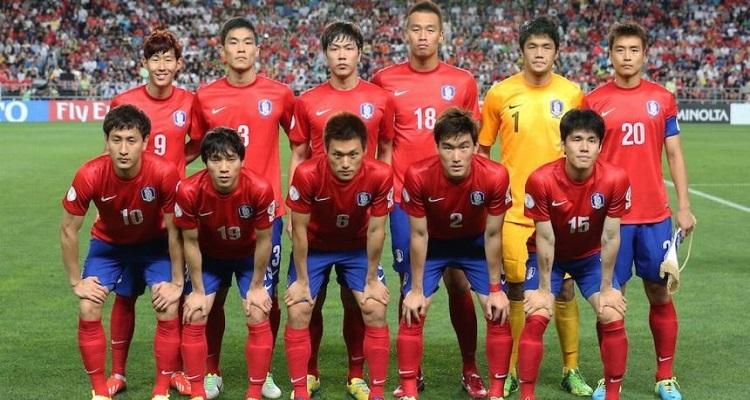 South-Korea-team