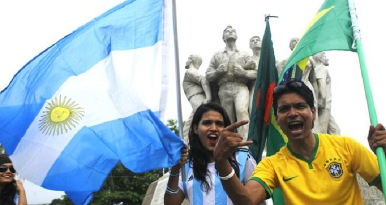 argentina barzil