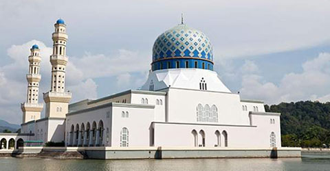 malaysia-mosque