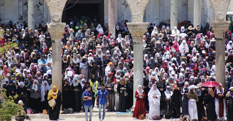 palestinian-mosque
