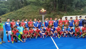 hockey bd korea