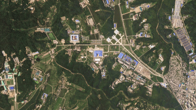 satelite-map-north-korea