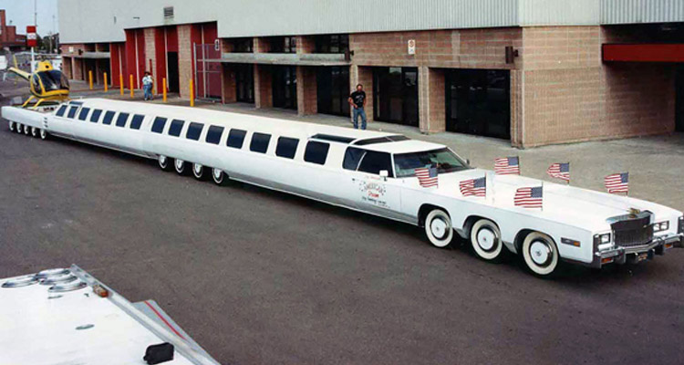 longest-car