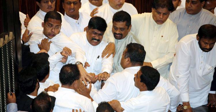 srilankan-parliament