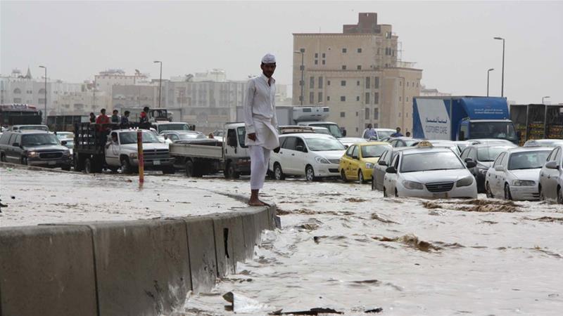 saudi-flood