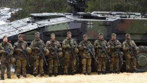 german-armed