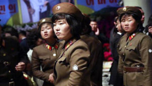 north-korea-female-fource