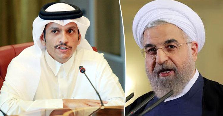 qatar-iran