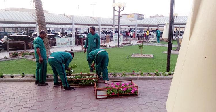 kuwait-workers