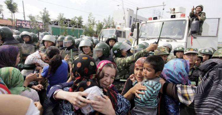 uyghur-women