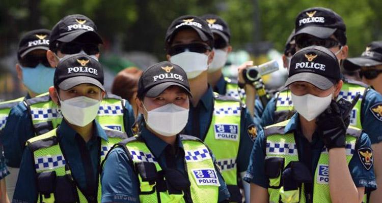 south-korean-police