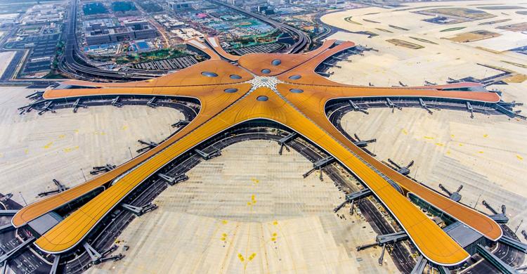 star-fish-airport