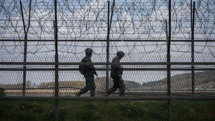 korea-border