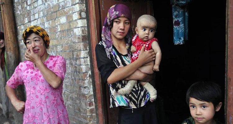 uighur-women